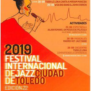 El Festival Internacional de Jazz contará con Pedro Iturralde y Tsidii Le Loka