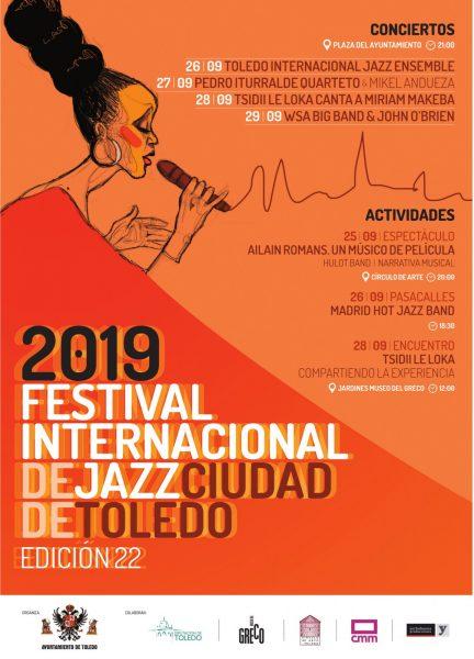 Cartel festival de Jazz 2019