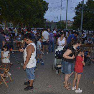 l Gobierno local celebra el respaldo de los toledanos a la Feria sin ruido celebrada este lunes en el recinto ferial de La Peraleda