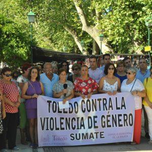 """l Consejo Local de la Mujer reclama a la sociedad toledana que trabaje """"activamente"""" en contra de la violencia machista"""