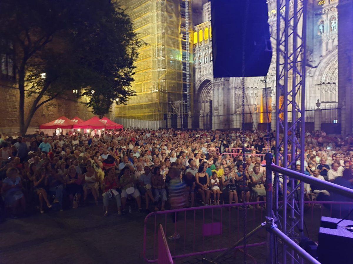 http://www.toledo.es/wp-content/uploads/2019/08/luismunoz-1200x900.jpeg. Las actividades infantiles, conciertos y un desfile de moda marcarán la programación de ocio del fin de semana de Feria