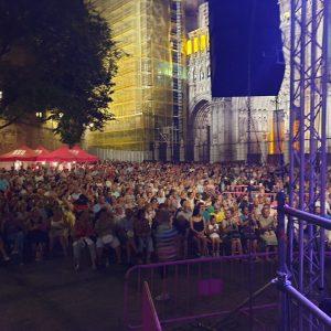 as actividades infantiles, conciertos y un desfile de moda marcarán la programación de ocio del fin de semana de Feria