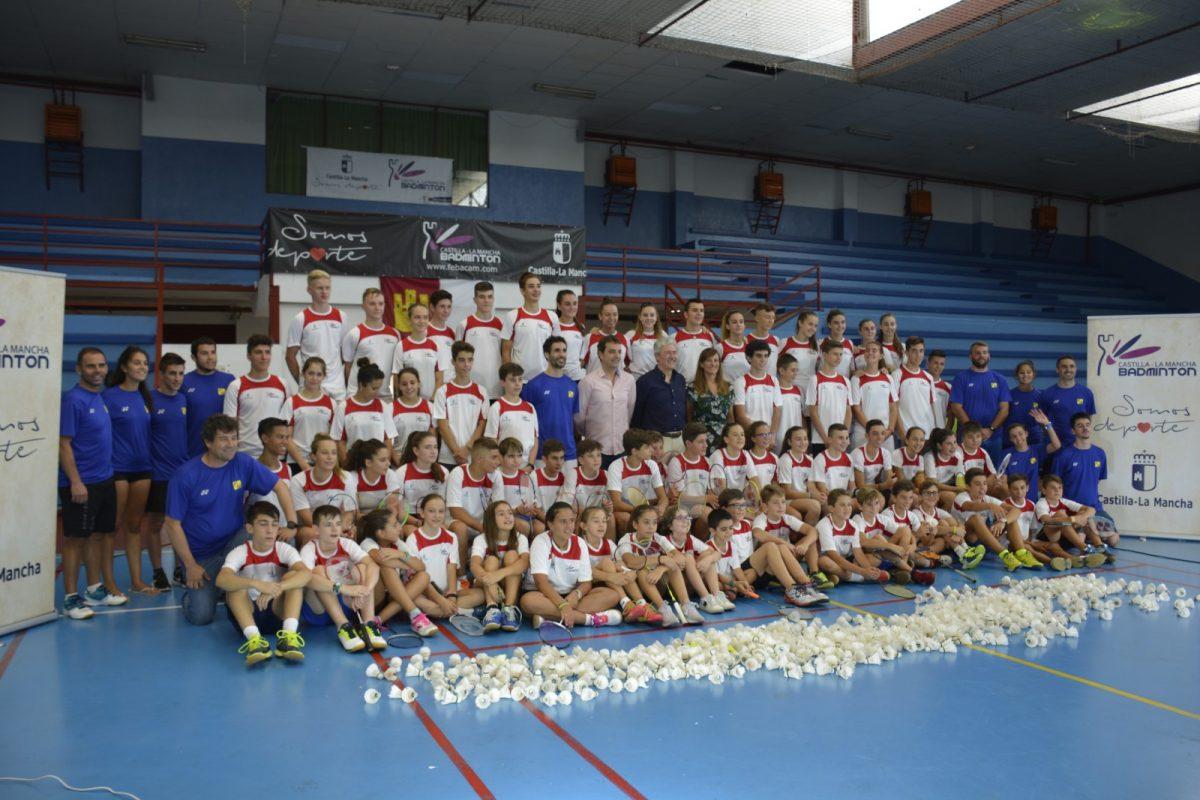 http://www.toledo.es/wp-content/uploads/2019/08/pablo-garcia_badminton_1-1200x800.jpg. Comienza el Campus de Tecnificación de Bádminton en los pabellones deportivos de Santa Bárbara con más de 60 inscritos