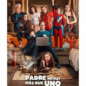 Cine de Verano: Padre no hay más que uno