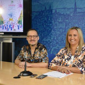l diseñador José Sánchez homenajeará a la Feria en su desfile del 16 de agosto en el que no faltarán los botijos ni la tómbola