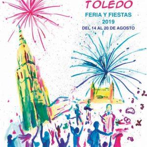 Agosto en Toledo. Feria y Fiestas 2019