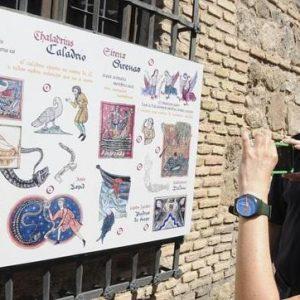 ilagros Tolón traslada su pesar por el fallecimiento de Santiago Palomero, director del Museo Sefardí, Santiago Palomero