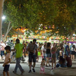 l recinto ferial de La Peraleda acoge este lunes el Día del Niño y la 'Feria sin ruido' promovida por primera vez por el Ayuntamiento