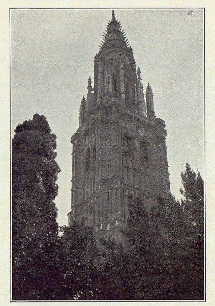 005_TRA-1922-185-Catedral, la torre-Foto Camarasa