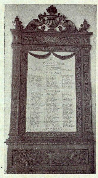 005_TRA-1924-205 - Museo de Infantería, una lápida - Foto Rodríguez