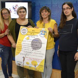 l Ayuntamiento invita a los toledanos a participar en la Jornada de Concienciación del Trastorno Específico del Lengua del día 28