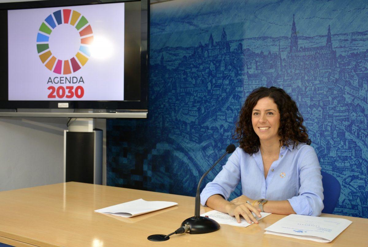 https://www.toledo.es/wp-content/uploads/2019/09/01-noelia-de-la-cruz-clima-1200x804.jpg. Los objetivos de la Agenda 2030 seguirán marcando las políticas del Gobierno municipal para luchar contra el cambio climático