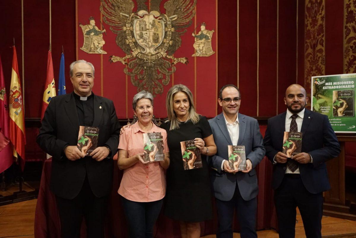 https://www.toledo.es/wp-content/uploads/2019/09/01-presentacion-en-marcha-misionera-3-1200x802.jpeg. La alcaldesa pone en valor las misiones como herramienta de transformación social en la presentación de 'En Marcha Misionera'