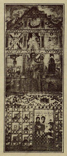 013_TRA-1918-089-Cerámica de Talavera en la ermita de San Lázaro de Plasencia