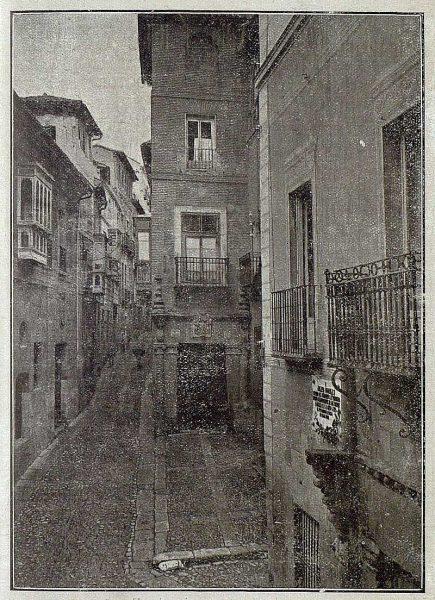 016_TRA-1920-148-Calle Núñez de Arce-Foto Clavería