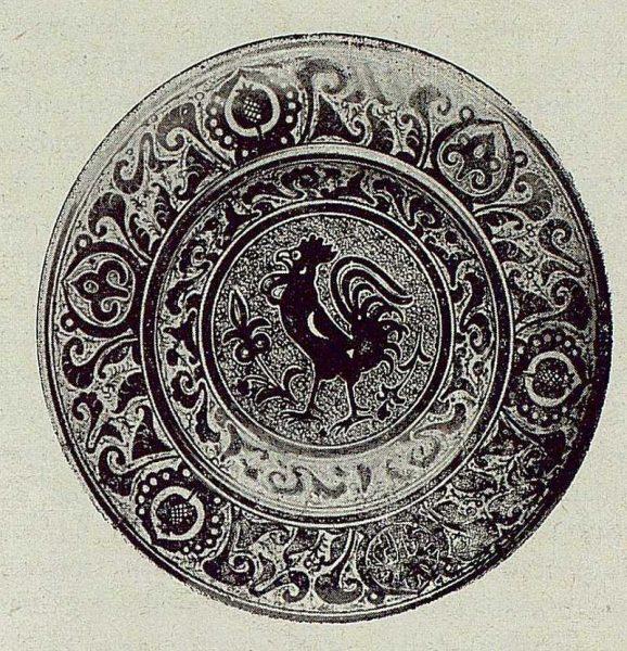 017_TRA-1921-163 - Cerámica de Aguado, plato