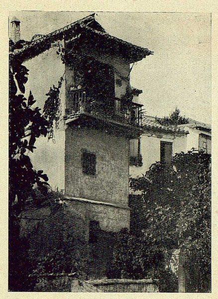 021_TRA-1930-283-284-Granada, el Albaicín, el balcón de los pintores-Foto Milhos