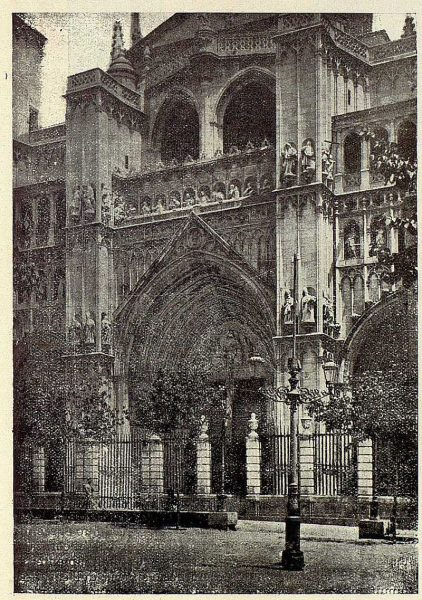027_TRA-1927-245-Catedral, puerta del Perdón