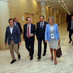 """ilagros Tolón preside el XII Pleno de la FEMP y destaca el papel de los ayuntamientos como """"la parte del Estado más próxima y cercana"""""""