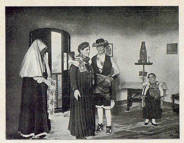031_TRA-1930-281-282-Huesca, valle de Ansó, tipos ansotanos-01