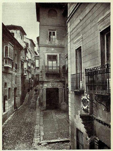 039_TRA-1926-234-Calle Núñez de Arce-Foto Clavería