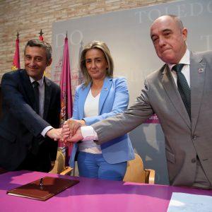 ilagros Tolón destaca el binomio empleo y conservación del patrimonio a través de la nueva Escuela de Empleo Municipal