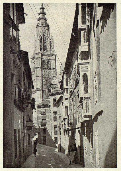 040_TRA-1927-245-Calle de Santa Isabel-Foto Clavería