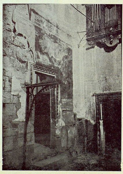 045_TRA-1924-206-Catedral, capilla de Pedro Tenorio (San Blas), parte baja de la Capilla-Foto Rodríguez