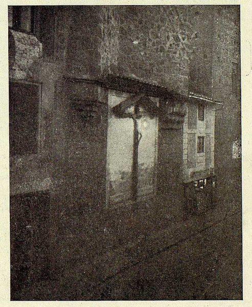 045_TRA-1928-257-Calle de Santo Tomé, hornacina