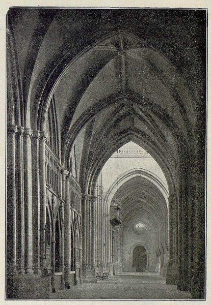 045_TRA-1930-280-Palencia, catedral, interior