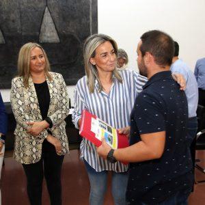ilagros Tolón avanza en la entrega de llaves de 11 viviendas en el Polígono que esta fórmula para jóvenes llegará a más barrios