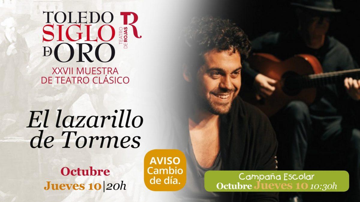 http://www.toledo.es/wp-content/uploads/2019/09/05-lazarillo-con-cambiofecha-1200x675.jpg. Teatro: El lazarillo de Tormes