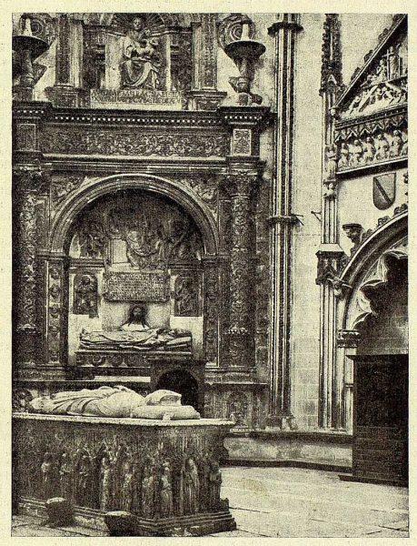 051_TRA-1928-257-Catedral, capilla de San Ildefonso-Foto Clavería