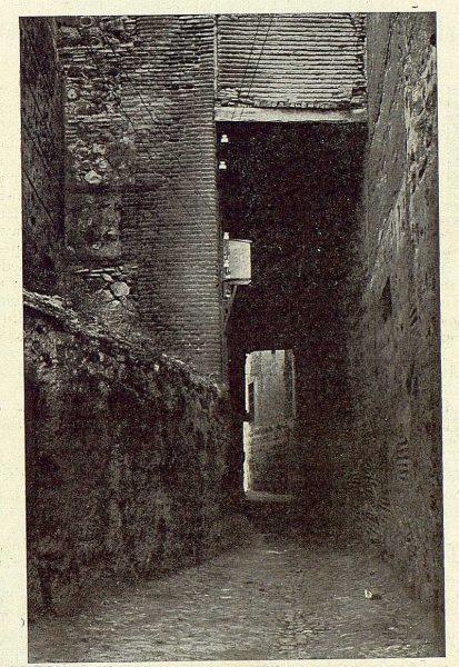 052_TRA-1923-195-Cobertizo de Santo Domingo el Real-Foto Comendador