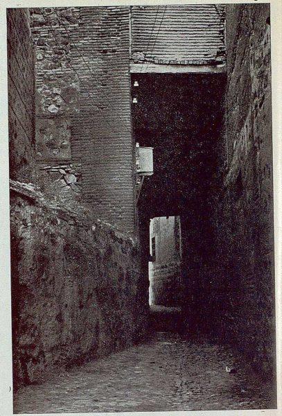 054_TRA-1925-217-Cobertizo de Santo Domingo el Real-Foto Comendador
