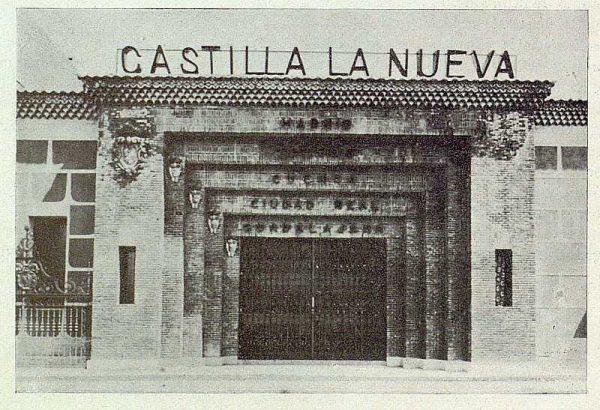 054_TRA-1929-272-Pabellón de Toledo en Sevilla, entrada