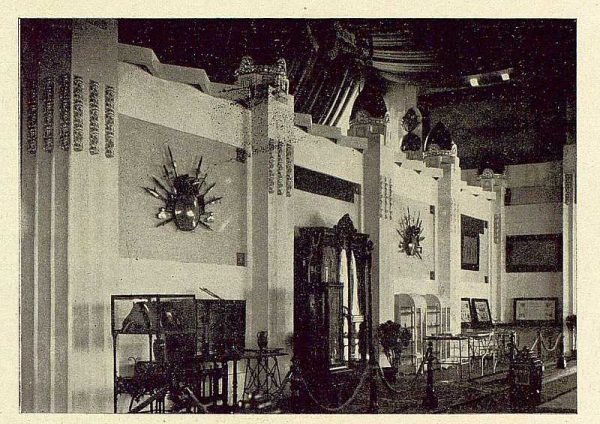 056_TRA-1929-272-Pabellón de Toledo en Sevilla, Fábrica Nacional de Artillería