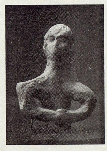 058_TRA-1923-191 - Estatua hechicera - Foto Rodríguez