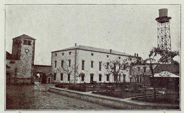 059_TRA-1921-177-Casa de Barcience de los señores Taramona, conjunto