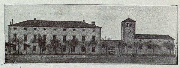 060_TRA-1921-177-Casa de Barcience de los señores Taramona, frente de la casa