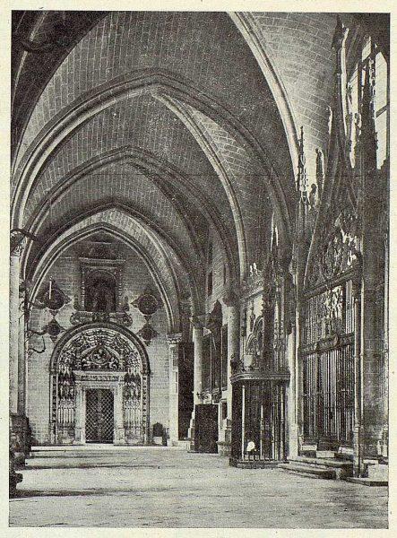 060_TRA-1922-182-Catedral, Capilla del Tesoro-Foto Clavería