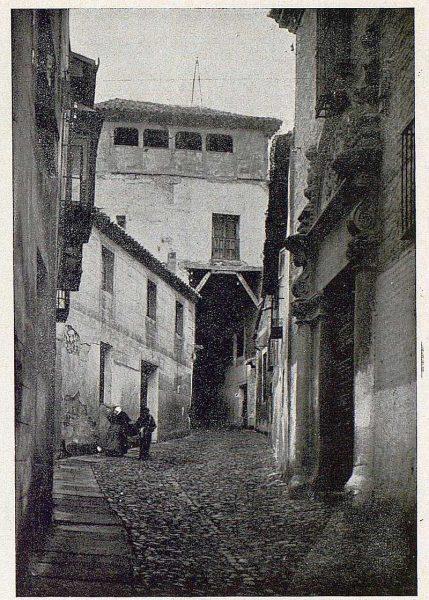060_TRA-1930-277-Cobertizo del Colegio de Doncellas