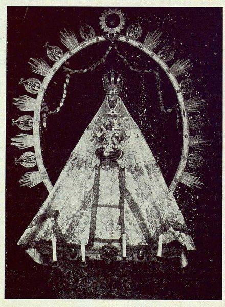 061_TRA-1923-199 - Ermita de Nuestra Señora de la Bastida, la Virgen - Foto Rodríguez
