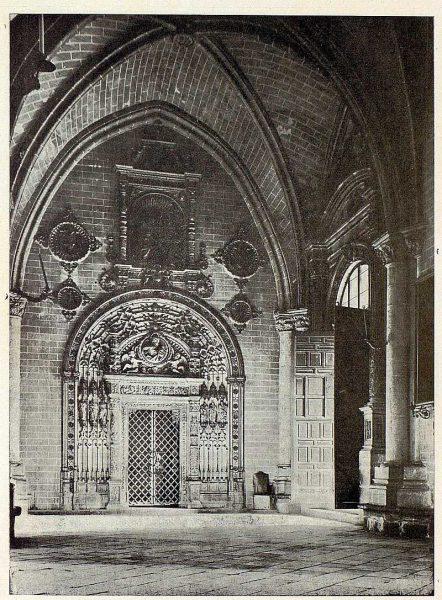 062_TRA-1926-230-Catedral, capilla del Tesoro-Foto Clavería