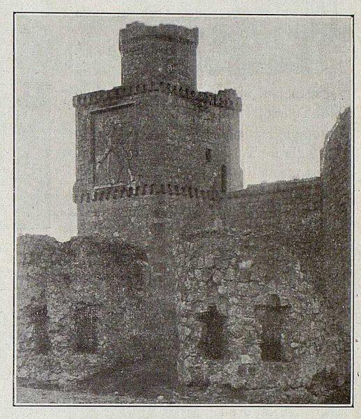 065_TRA-1921-177-Castillo de Barcience-01-Foto Taramona