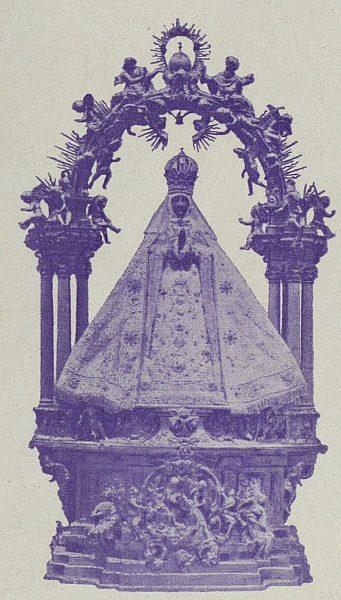 065_TRA-1925-219 - Virgen del Sagrario - Foto Rodríguez