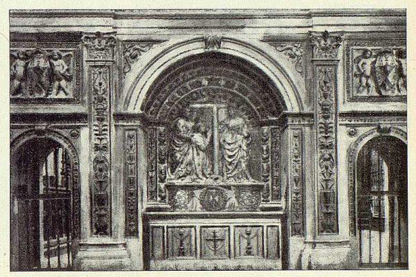 071_TRA-1924-209-Catedral, sepulcro del Cardenal Mendoza