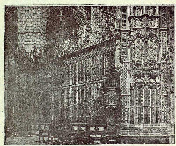 072_TRA-1924-212-Catedral, Capilla Mayor-Foto Clavería