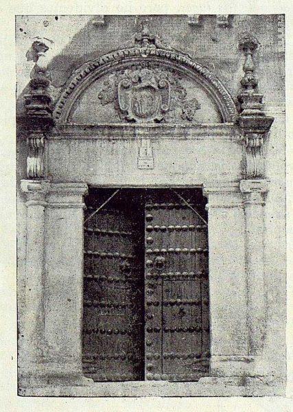 073_TRA-1922-185-Plaza de San Vicente 4, portada barroca