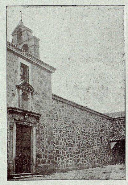 076_TRA-1921-173-Convento de la Carmelitas Descalzas de Cuerva